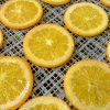 乾燥後 オレンジ