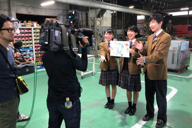 瀬戸内海放送「KSBスーパーJチャンネル」で、 弊社の取り組みがテレビ放映されました!