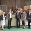 国際協力機構(JICA)越川副理事長にご来訪頂きました!