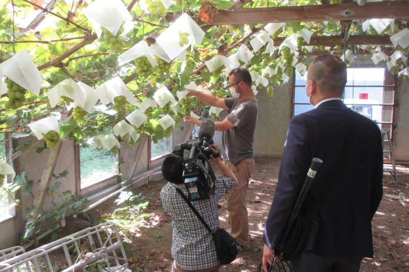 10月12日(月)に山陽放送で、 弊社のSDGsの取り組みがテレビ放映されます!